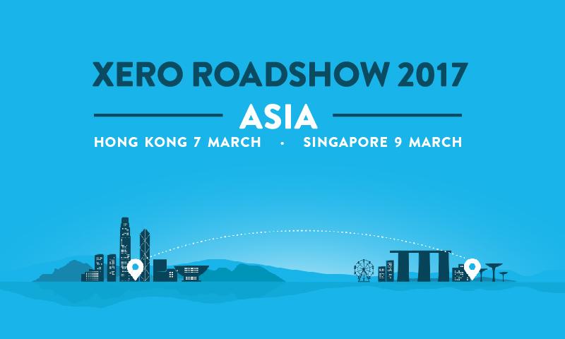 XERO ROADSHOW ASIA