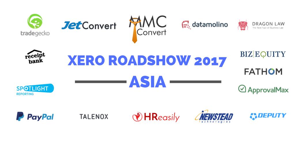 XERO ROADSHOW 2017