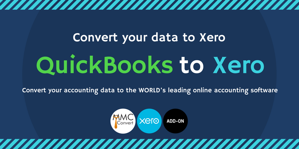 Conversion from Quickbooks Online to Xero
