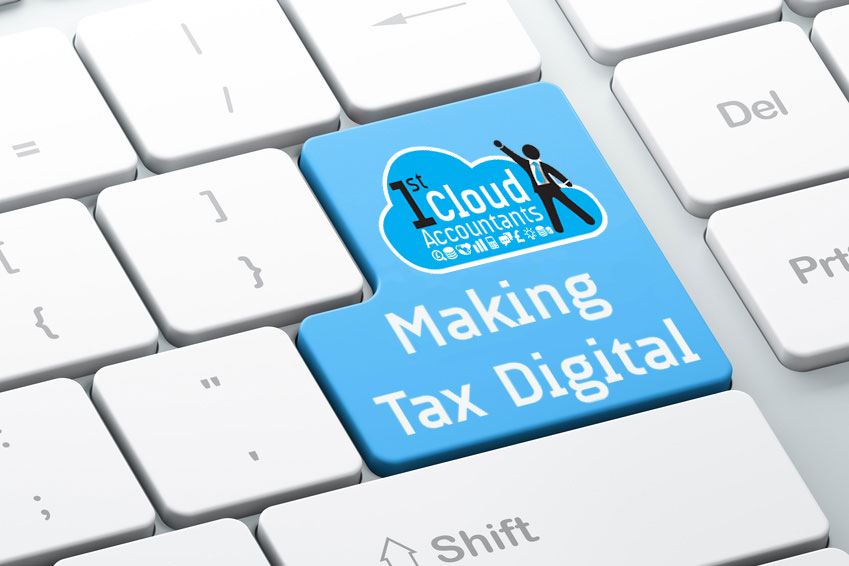 MAKING TAX DIGITAL – A MERITED APPROACH